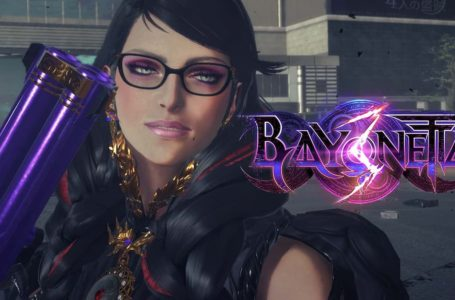 What is the release date of Bayonetta 3?