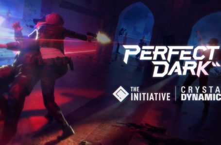 Crystal Dynamics will work on the Perfect Dark reboot with The Initiative