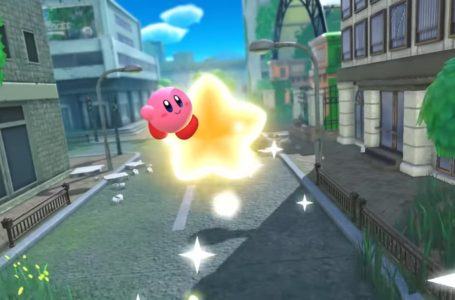 All copy ability powers in Kirby and the Forgotten Land