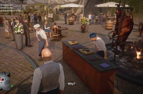Hitman 3 Featured Contract – I am Vegan Silent Assassin guide