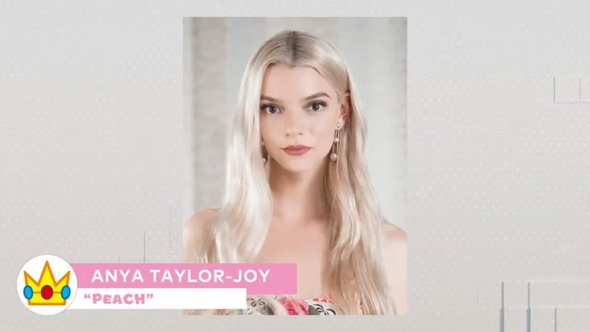 Anya Taylor-Joy Peach