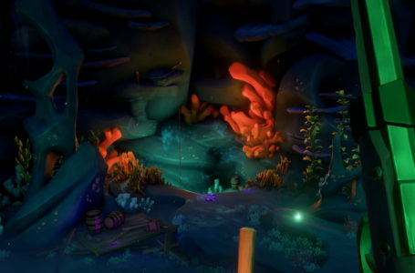 How to complete the Shrine of Ancient Tears in Sea of Thieves