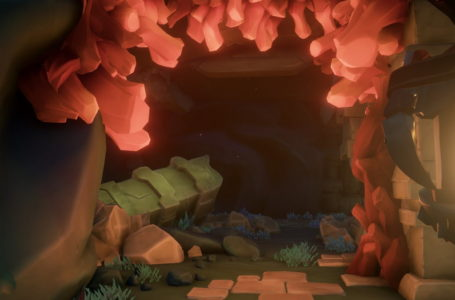 All Shrine of Ancient Tears journal locations in Sea of Thieves