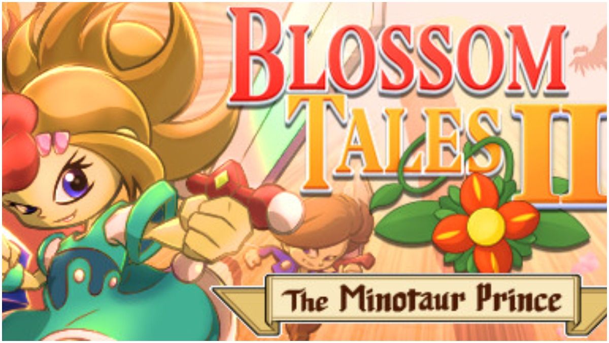 Cover art for Blossom Tales 2: The Minotaur Prince