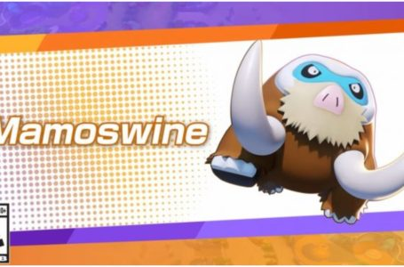 Best Mamoswine build, moves, evolutions, and items in Pokémon Unite