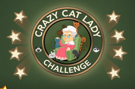 How to complete the Crazy Cat Lady Challenge in BitLife