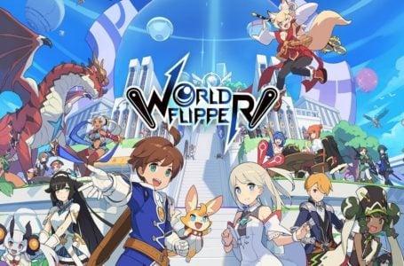 World Flipper best characters tier list