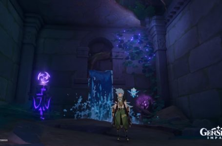 Orobashi's Legacy Part 2 World quest in Genshin Impact – Pearl and Warding Stone locations