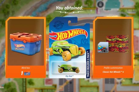 How to get the Rip Rod in Hot Wheels Unleashed