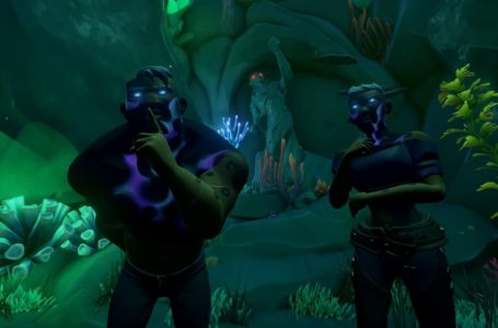How to get the coral Curse of the Sunken Sorrow in Sea of Thieves
