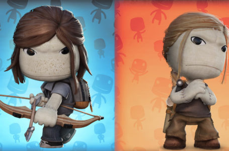 The Last Of Us Part 2 meets Sackboy: A Big Adventure with crossover costumes