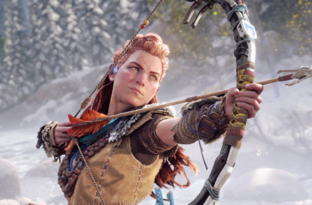 """Horizon Forbidden West has a """"new and improved"""" skill tree, new looks for Aloy"""