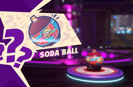 How to use the Soda Ball in Knockout City