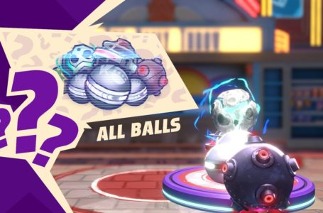 All Special Balls in Knockout City