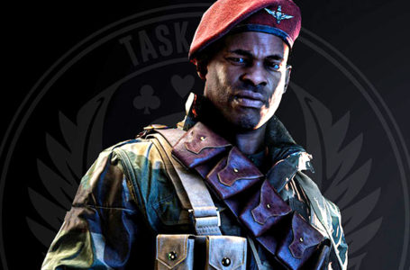 Call of Duty: Vanguard's Arthur Kingsley is a Warzone & Black Ops Cold War operator via pre-order