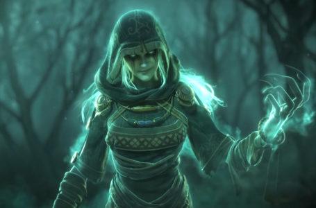 New Smite goddess Cliodhna revealed
