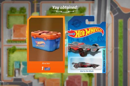 How to unlock Bad to the Blade in Hot Wheels Unleashed