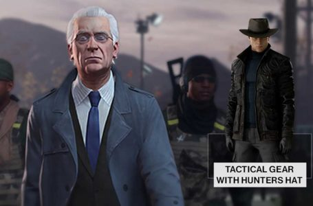 How to unlock the Tactical Gear With Hunters Hat in Hitman 3