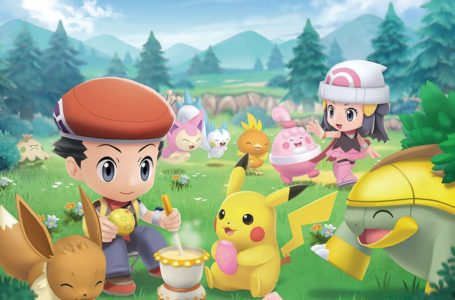 Pokétch, Poffins, and more shown in new Pokémon Brilliant Diamond and Shining Pearl trailer