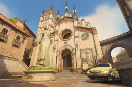 Overwatch's newest Deathmatch map Malevento is live