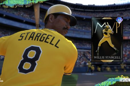 MLB The Show 21: How to complete Awards Willie Stargell Player Program