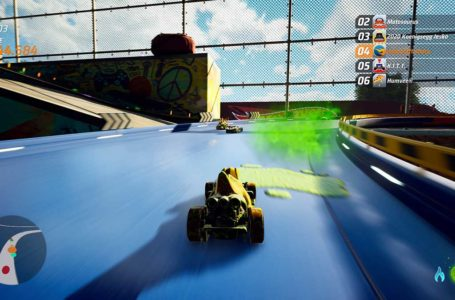 How to beat The Shadow of the Scorpion Boss Race in Hot Wheels Unleashed