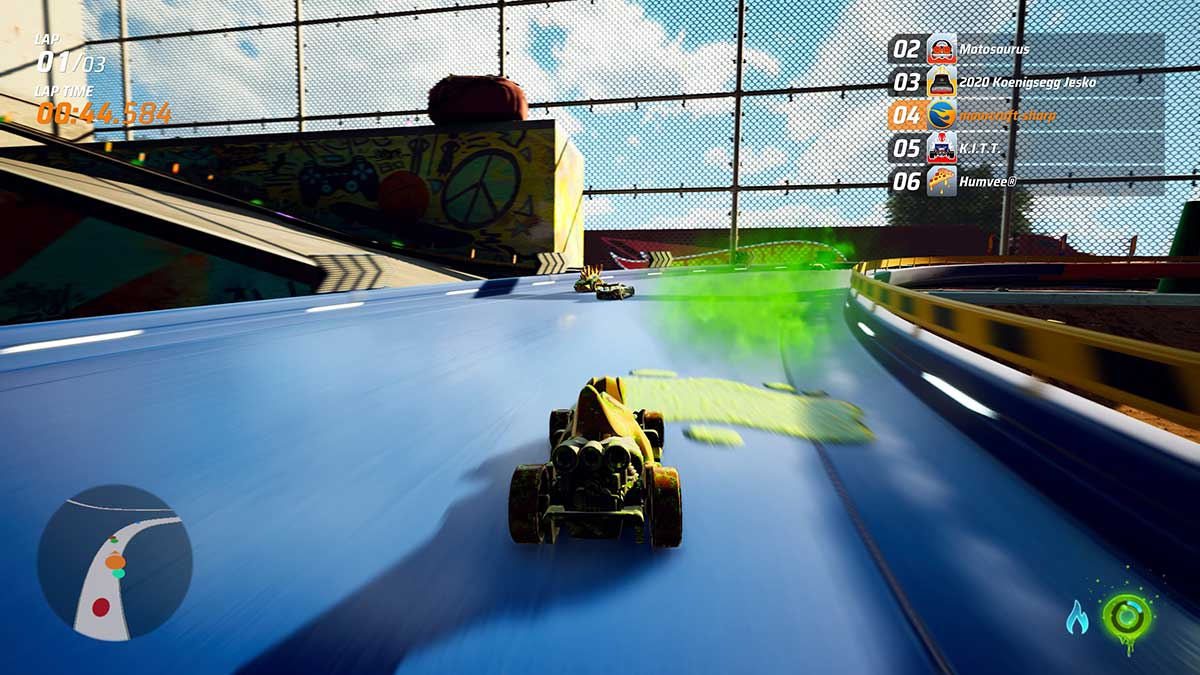 how-to-beat-the-shadow-of-the-scorpion-boss-race-in-hot-wheels-unleashed