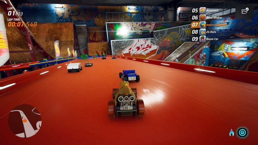 use-every-lap-hot-wheels-unleashed