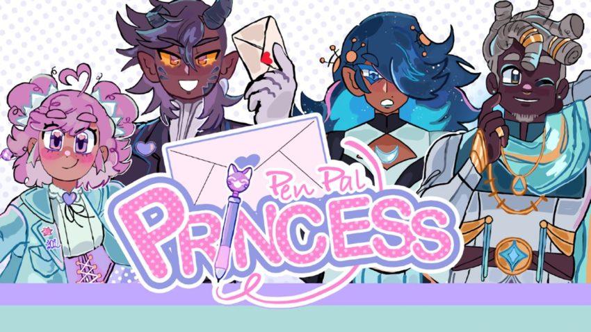 Pen Pal Princess