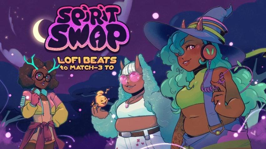 Spirit Swap