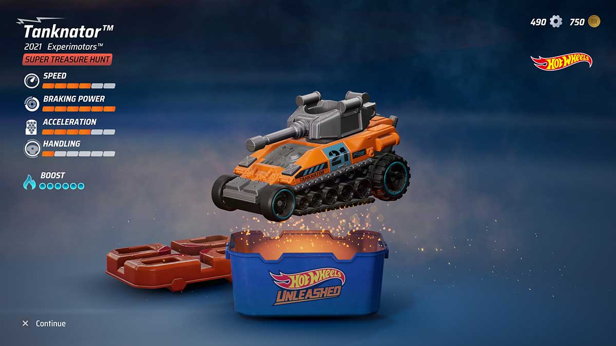 how-to-get-tanknator-in-hot-wheels-unleashed