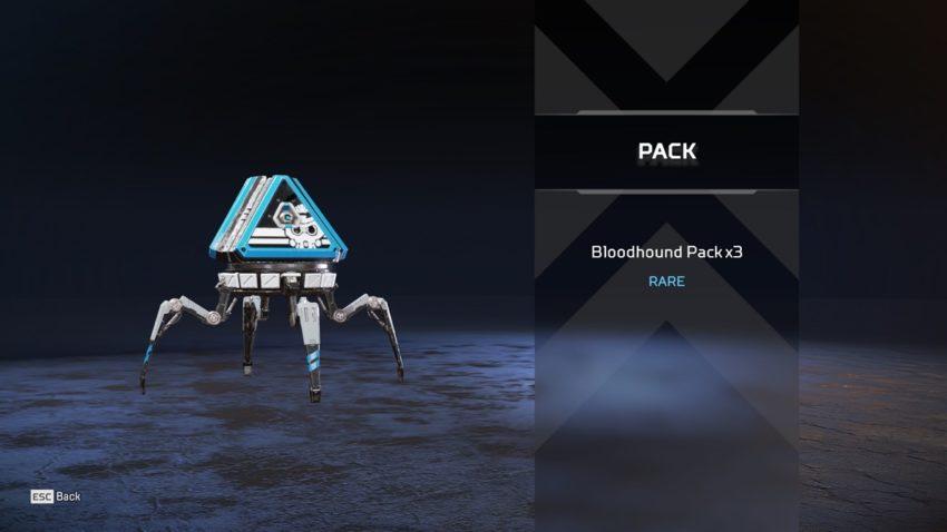 Bloodhound Packs