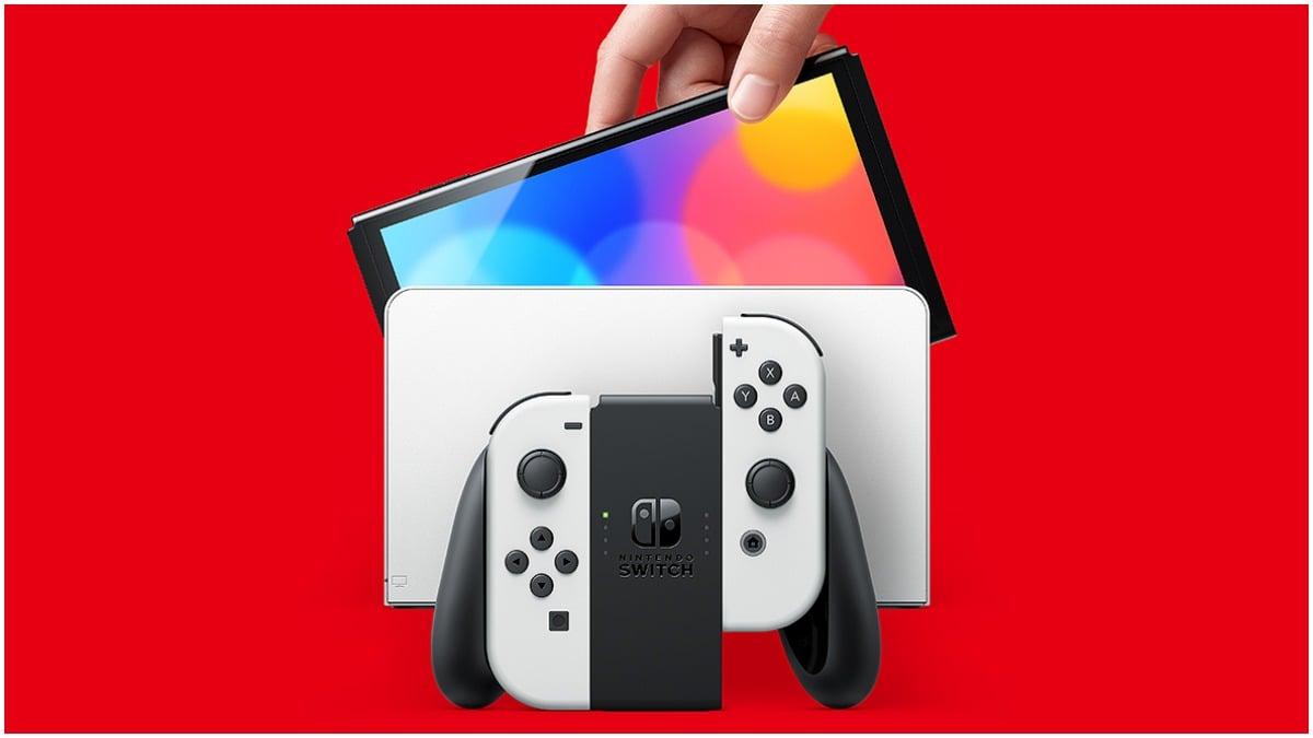 Screenshot for the Nintendo Switch OLED Model