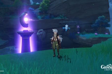 Orobashi's Legacy Part 3 World quest in Genshin Impact – Pearl and Warding Stone locations