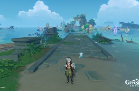 Orobashi's Legacy Part 4 and 5 World quest in Genshin Impact – Pearl and Warding Stone locations