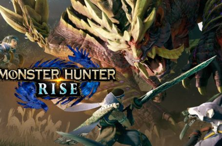 Monster Hunter Rise is releasing on PC in January, with a demo coming soon to Steam