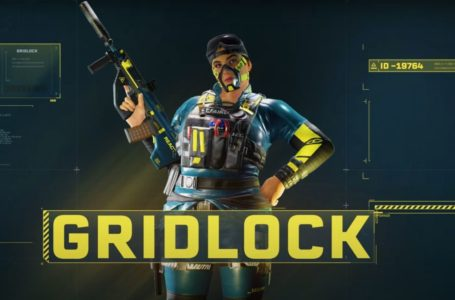 Rainbow Six Extraction highlights Gridlock in Operator Showcase