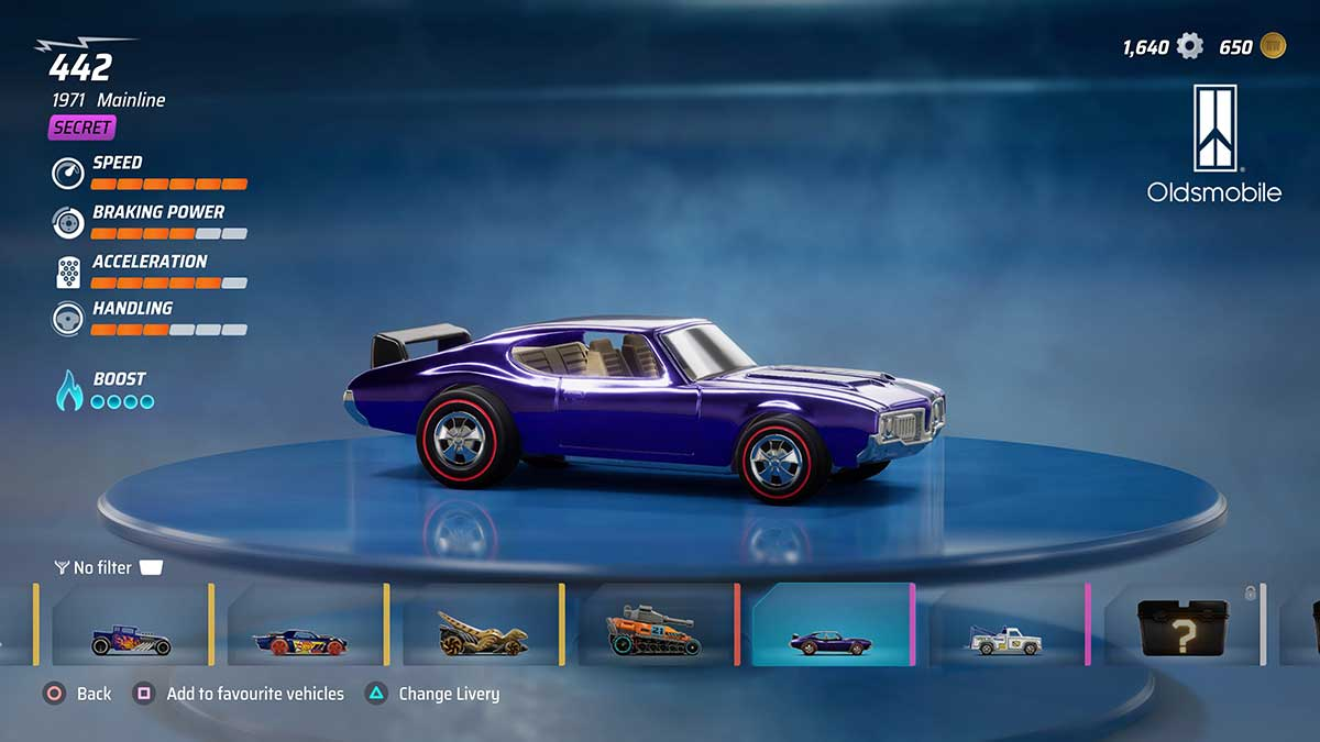 how-to-unlock-the-442-oldsmobile-in-hot-wheels-unleashed