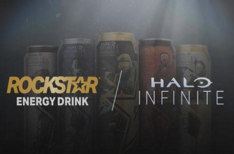 Xbox announces collaboration between Halo Infinite and Rockstar Energy Drink