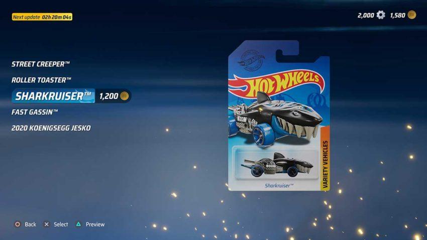 sharkcruiser-in-shop-hot-wheels-unleashed