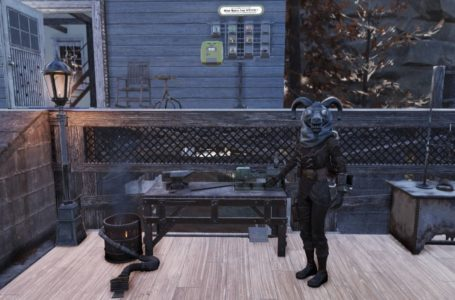 How to farm ballistic fiber in Fallout 76