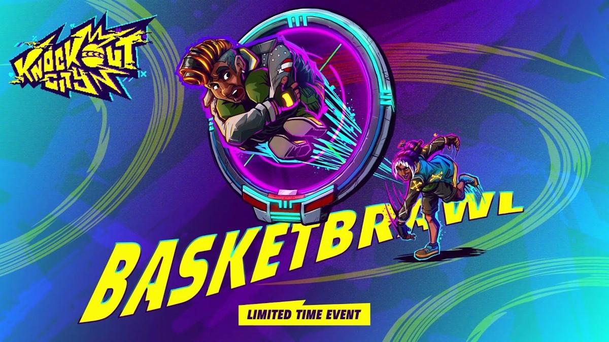 Basketbrawl promo image