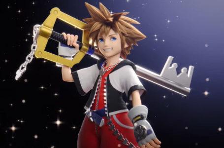 Sora is the final DLC fighter for Super Smash Bros. Ultimate