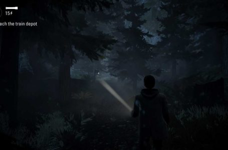 How to kill ghosts in Alan Wake Remastered