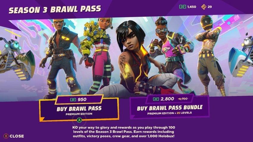 Premium Brawl Pass prices