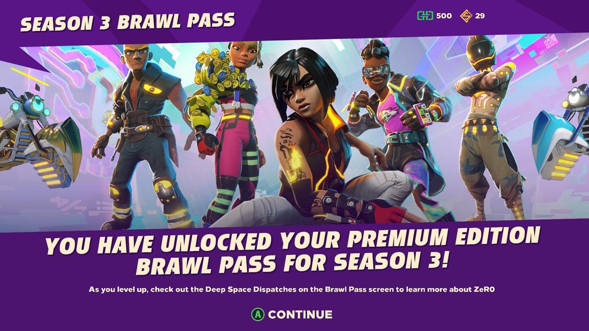 Premium Brawl Pass