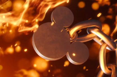 Are there Disney elements in Super Smash Bros. Ultimate?