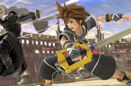 Sora moveset and strategy guide – Super Smash Bros. Ultimate