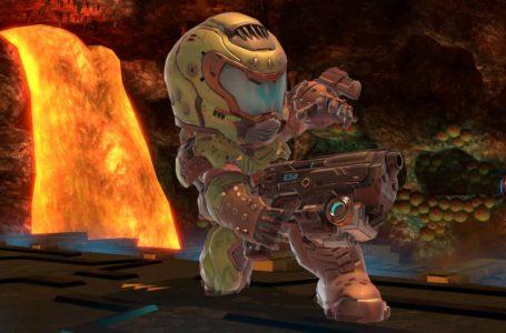 Is Doom Slayer/Doomguy in Super Smash Bros. Ultimate?