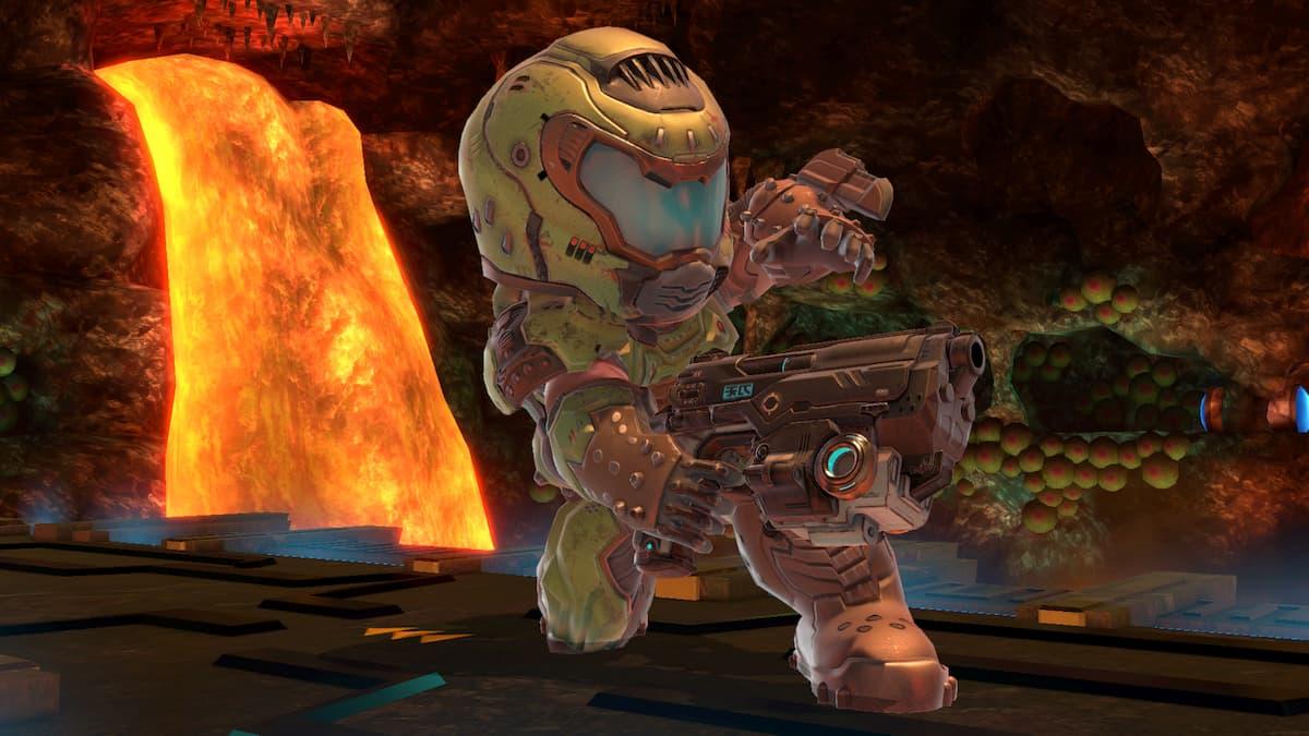 Doomslayer Doomguy Super Smash Bros. Ultimate